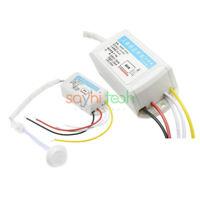 IR Infrared Body Motion Sensor Automatic Light Lamp Control Switch 110/220V
