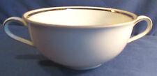 Seltmann Weiden, Suppentasse alte Form, Inka Goldrand Porzellan