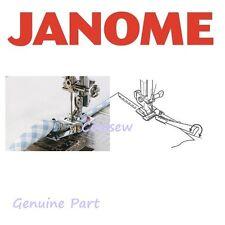 JANOME Sewing Machine BIAS BINDER Binding FOOT Cat B + C Genuine 200313005