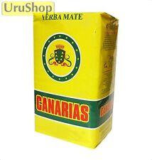 Y2 YERBA MATE CANARIAS 500G TEA URUGUAY ERVA BITTER