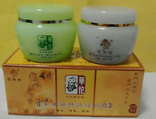 2 boxes Hua Tuo Chinese herbal effects freckle cream whitening removing spot ac