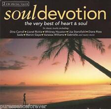 V/A - Soul Devotion: The Very Best Of Heart & Soul (UK 36 Tk Double CD Album)