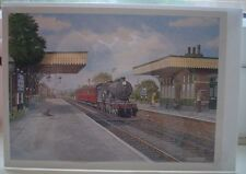 Lovely Quality Greeting Card Class D16/3 4-4-0 No 62540