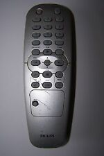 PHILIPS TV/VCR COMBINATION REMOTE CONTROL for 14PV135 14PV425 some heavy scratch