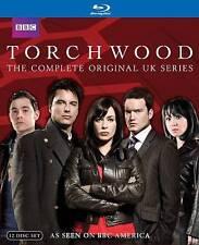 Torchwood: The Complete Original UK Series  [Blu-ray]