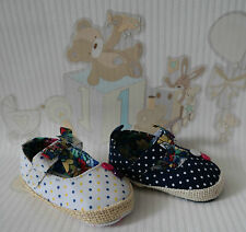 Girls' Cotton Blend Unbranded Baby Shoes