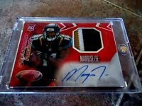 2014 CERTIFIED ROOKIE AUTO 3 COLOR PATCH MARQISE LEE JACKSONVILLE JAGS 41/49