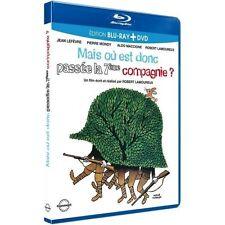 """Blu Ray + DVD """"Mais où est donc passée la 7ème compagnie"""" NEUF SOUS BLISTER"""