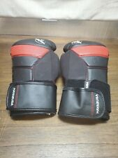 Hayabusa T3 Boxing Gloves Black and Red 16 Oz.