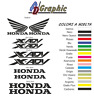 kit adesivi adesivo Stickers decal sticker per moto honda x-adv xadv motorcycle