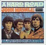 JOHN MAYALL : HARD ROAD (EXPANDED VERSION) (CD) Sealed