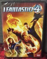 I Fantastici 4 DVD Nuovo Sigillato Marvel Jessica Alba