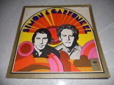 "Simon & Garfunkel ""Simon & Garfunkel"" 1970 G/FLP Rock CBS GOLD0003 EX"