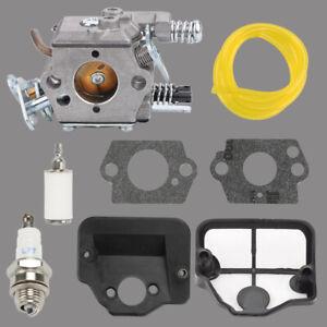 Carburetor Filter kit FOR HUSQVARNA CHAINSAW 136 137 141 142 36 41 142E Carb