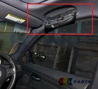 BMW NEW GENUINE 5 E60 E61 E63 BLACK ROOF CASE TRAY FOR GLASSES 4862874
