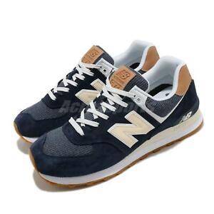 New Balance 574 Beach Cruiser Navy Ivory Gum Men Women Unisex Shoes ML574TYA D