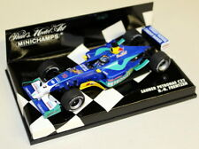 Minichamps 1/43 Scale 400 030010 Sauber Petronas C22 Frentzen Diecast Model Car