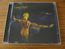 CD Double: Take That : Progress Live 2011 (with Robbie Williams)  2 CDs