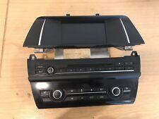 BMW F10 DPLAY SCREEN/CD PLAYER/HEATER CONTROL & RADIO 9324317/9323784/9289007