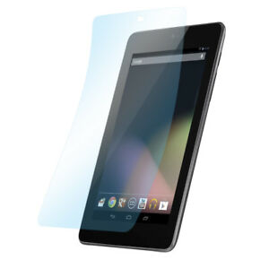 6x Matt Schutzfolie Google Nexus 7 2012 Asus AntiReflex Display Screen Protector