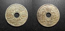 IIIème République - 25 centimes Lindauer 1917 - F.171/1