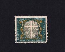 German Stamp1960 Passion Play im Oberammergau (E2)