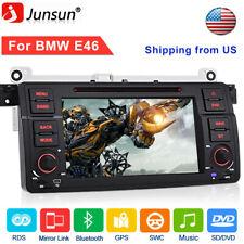 "For Bmw E46 3 Series 318 320 325 7"" Car Stereo Radio Gps Navigation Bt Dvd Dab+"