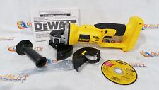 "New Dewalt DC415 36V Li-Ion Cordless 4 1/2"" Angle Grinder Cut-Off Tool Bare Tool"