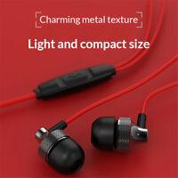In-Ear Music Bass Earphone New Stereo Headphone Sport Headset Earbuds