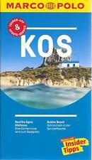 Kos Schnorcheln Basilika Badeplätze Marco Polo Reiseführer & Extra-Faltkarte