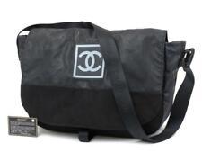 Chanel CC Extra Grande Logo Sports Mensajero Bandolera 235744