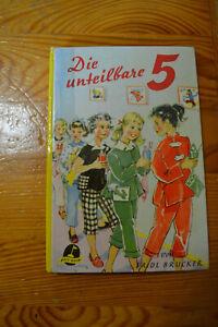Die unteilbare 5, Fridl Brucker, Jugendroman, gebundenes Buch