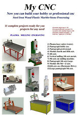 Only-Download Compil11 cnc router plans milling plasma 3th 4th 5th axis 7Gb
