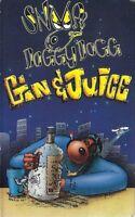 Snoop Doggy Dogg - Gin and Juice RARE CASSETTE SINGLE G-FUNK WEST COAST HIP-HOP