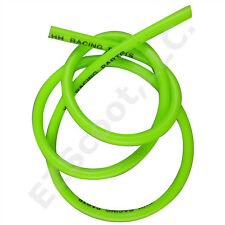 KHH RACING GAS FUEL LINE GREEN 99CM + 2 CLAMP GY6 SCOOTER MOPED ATV QUAD TAOTAO