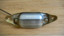 "1964-1965 64 65 OEM Buick Skylark License Plate Light Assembly ""Restored"""