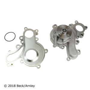 Engine Water Pump fits 2007-2018 Toyota Tundra Sequoia Land Cruiser  BECK/ARNLEY