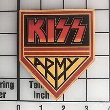 "Kiss Army 4"" Tall Vinyl Decal Sticker - BOGO"