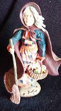 "Duncan Royale 12"" Santa Claus figurine - ""Befana"""