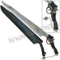 Squall/'s FUNCTIONAL Gunblade Sword ThunderCats Light Function Sword of Omens