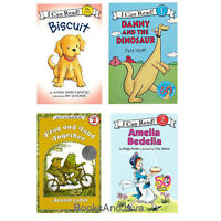 I Can Read  Biscuit,Danny Dinosaur, Frog and Toad,Amelia Bedelia (Box Set)