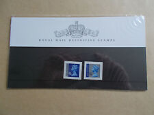2010 Machin De La Rue Special Delivery 100gm and 500gm Presentation Pack no 89