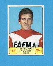 CAMPIONI dello SPORT 1968-69-Figurina n.158- ADORNI - ITALIA -CICLISMO-NEW