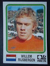 Panini 81 Willem Rijsbergen Niederlande WM 74 World Cup Story