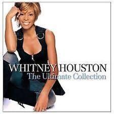 CDs de música souls álbum Whitney Houston