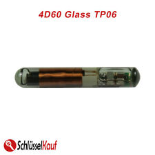 4d 60 Glass Immobilizer Transponder Chip Fits for Ford Focus Mondeo Fiesta