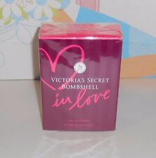 Victoria's Secret Bombshell In Love Eau De Parfum 1.7 oz NEW RARE