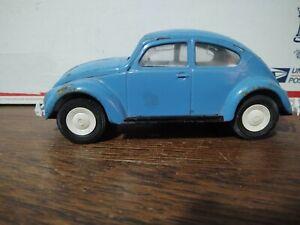 1960s Tonka Blue VW Bug #52680
