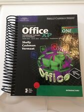 Microsoft Office XP Intro Concepts & Techniques 2002 Shelly Cashman Vermaat