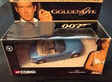 """James Bond (Pierce Brosnan) """"Golden Eye CC04901 BMW Z3 Road Star"""